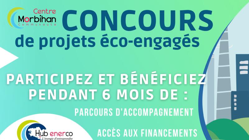 Concours de projets éco-engagés