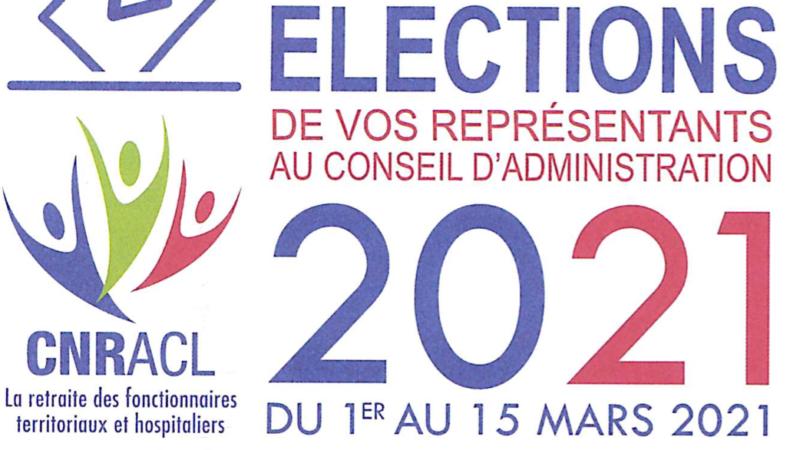 CNRACL – élections de vos représentants au conseil d'administration