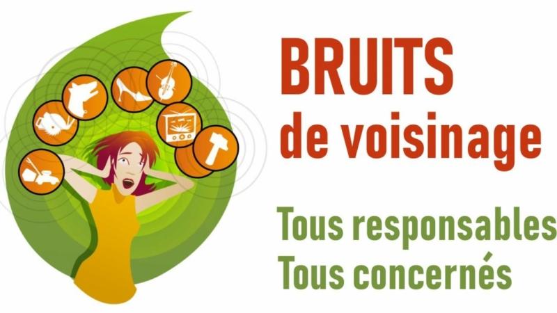 BRUITS DE VOISINAGE