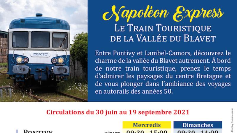 Informations train touristique – Napoléon Express