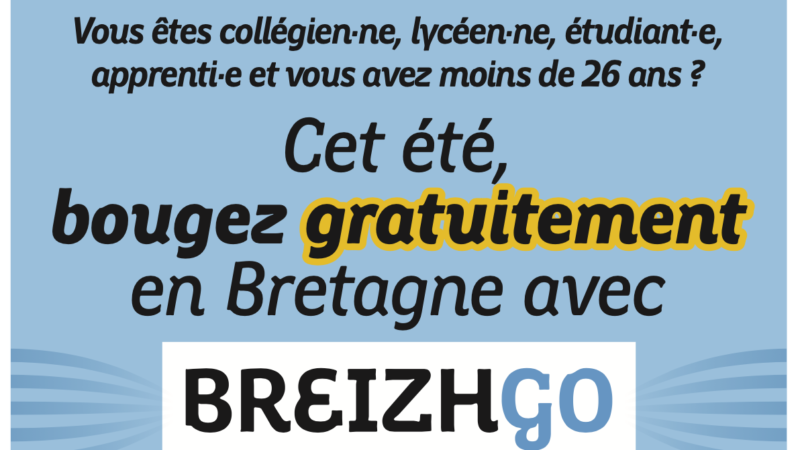 Kit Gratuité BreizhGo