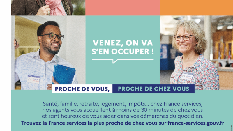 FRANCE SERVICES BAUD