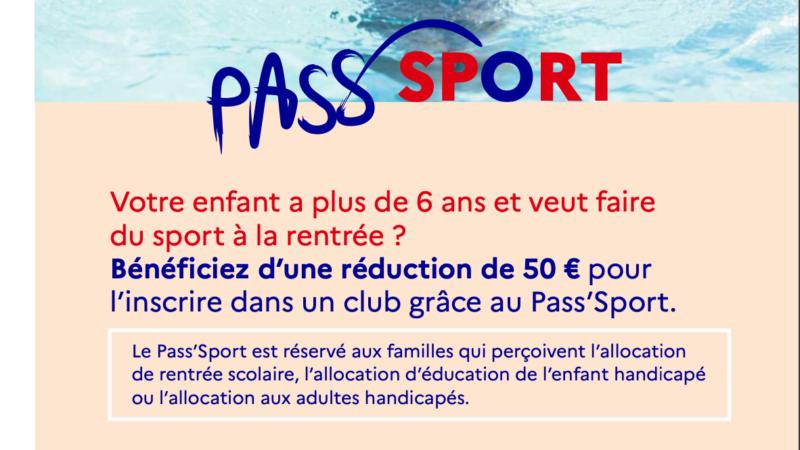 CDOS 56 – dispositif pass Sport