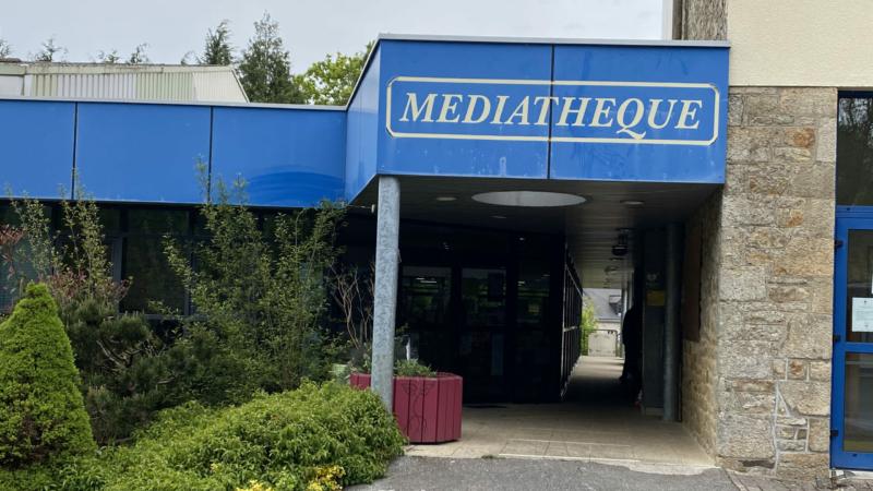 Horaire de la médiathèque